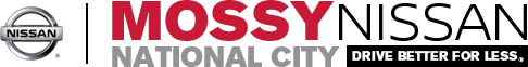Mossy Nissan National City Logo
