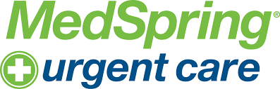 medspring urgent care logo
