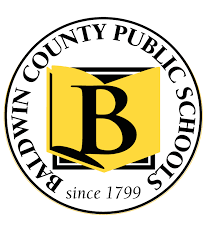 Baldwin County Board Education logo
