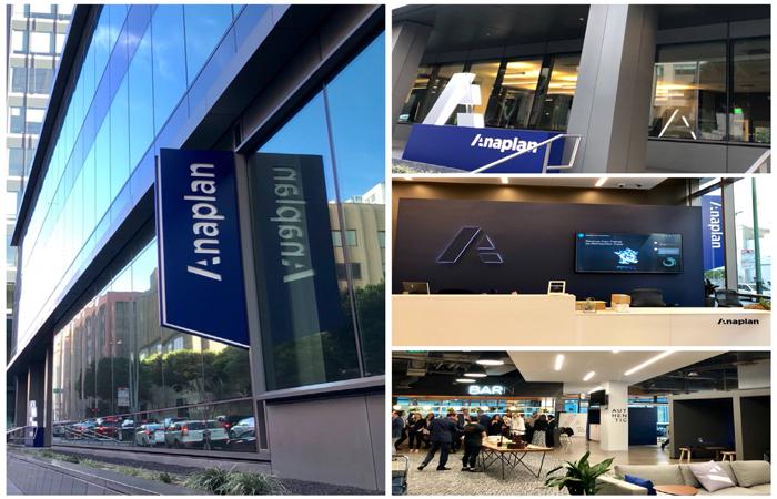 Anaplan Corporate Office Photo
