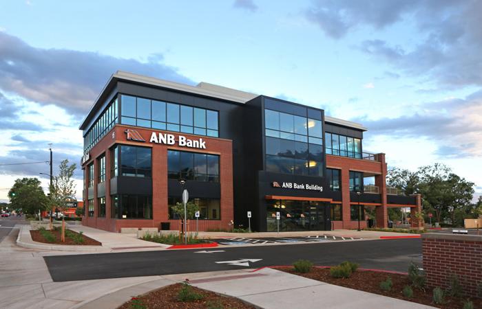 Anb Bancshares Inc Headquarters Photo