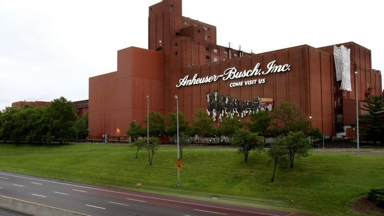 Anheuser Busch Headquarters Photo
