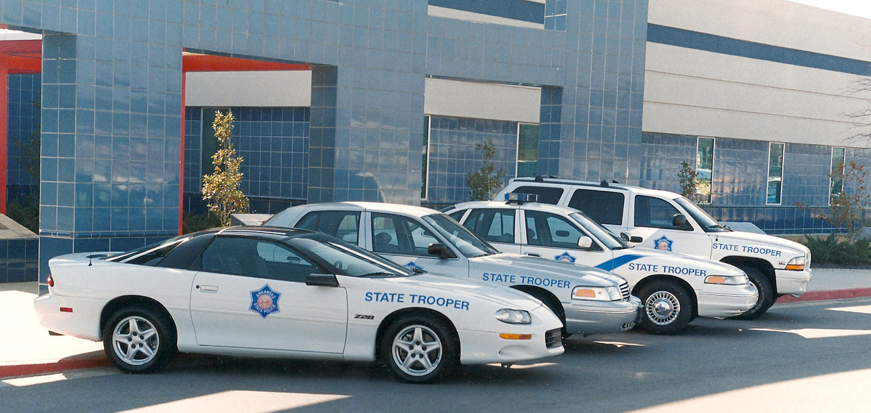 Arkansas State Police Office Photo