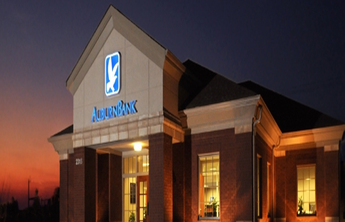 Auburn National Bancorporation Headquarters Photo
