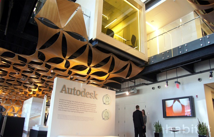 Autodesk Corporate Office Photo