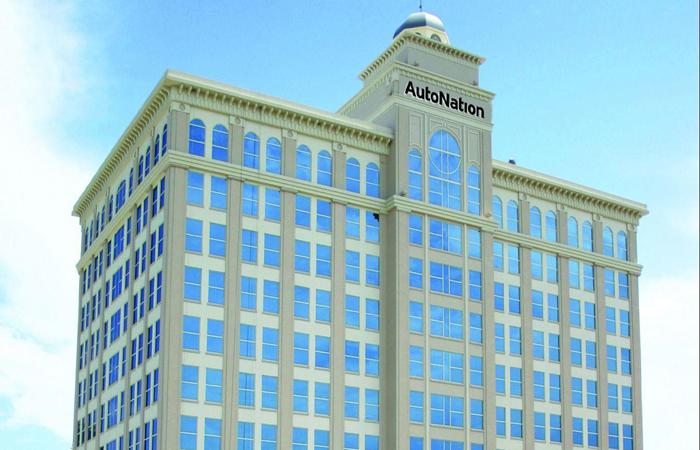 Autonation Corporate Office Photo