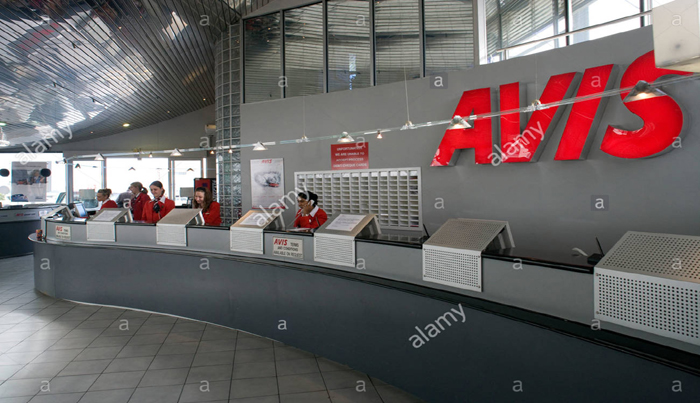 Avis Rent A Car Headquarters Photo
