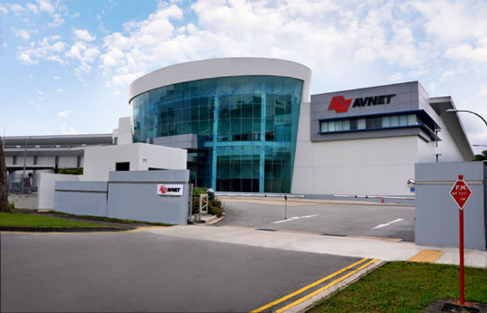Avnet Corporate Office Photo
