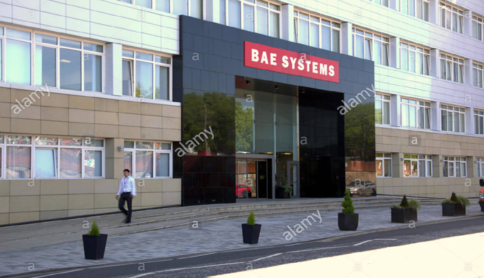 Bae Systems Corporate Office Photo