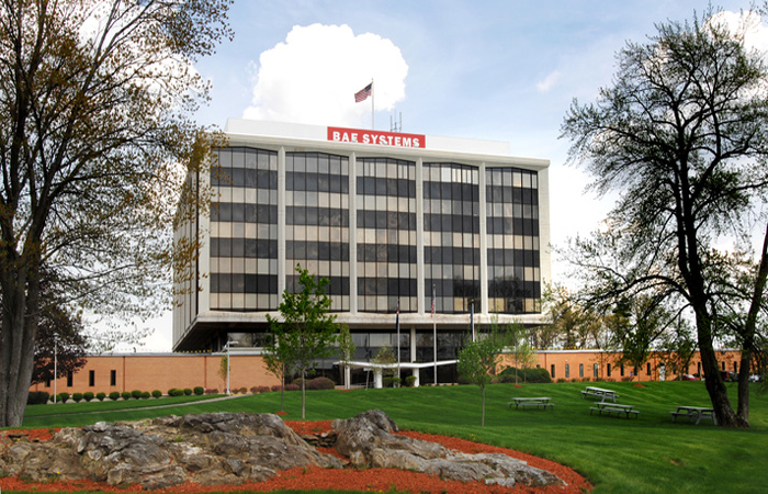 Bae Systems Headquarters Photo