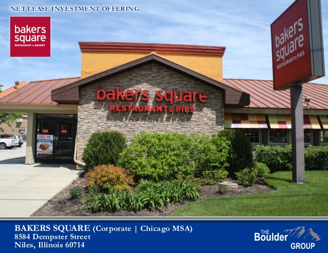 Bakers Square Headquarters Photo