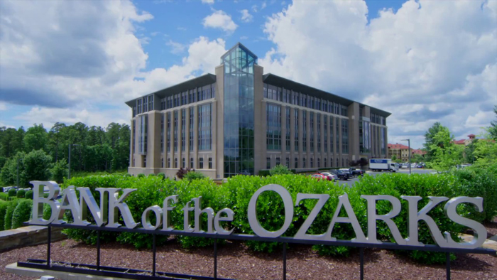 Bank Of The Ozarks Headquarters Photo