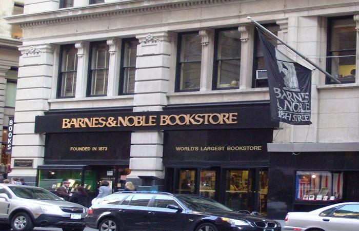 Barnes & Noble Headquarters Photo