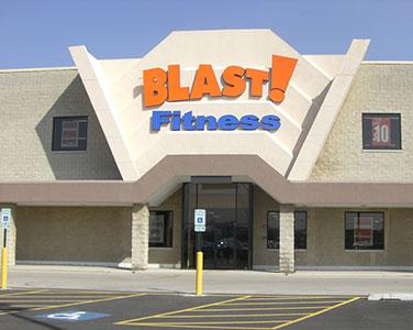 Blast Fitness Headquarters Photo