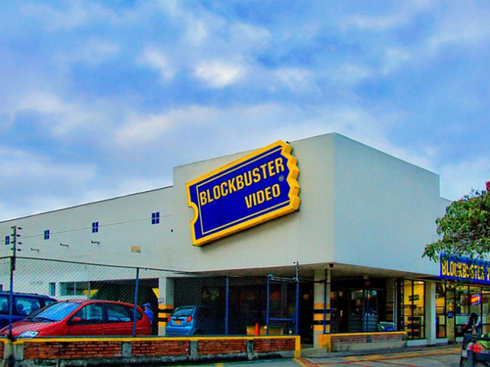 Blockbuster Headquarters Photo