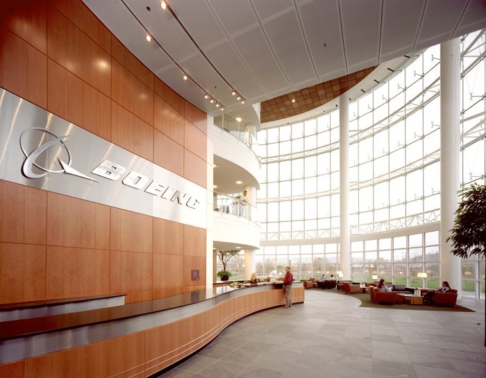 Boeing Corporate Office Photo