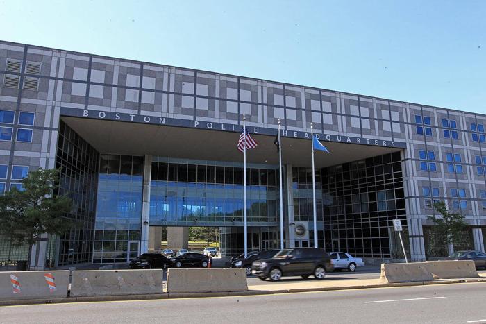 Boston Police Headquarters Photo