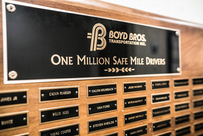 Boyd Bros Transportation Corporate Office Photo