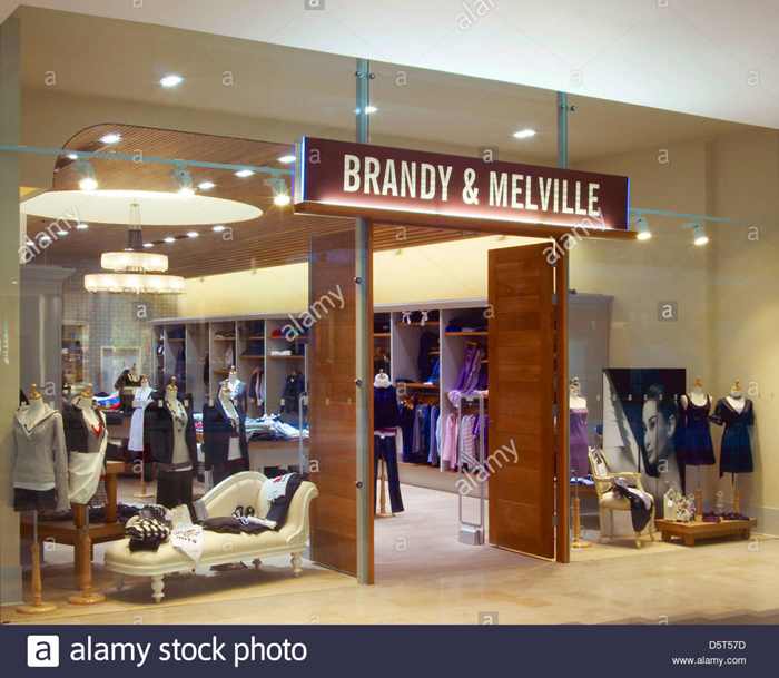 Brandy Melville Headquarters Photo