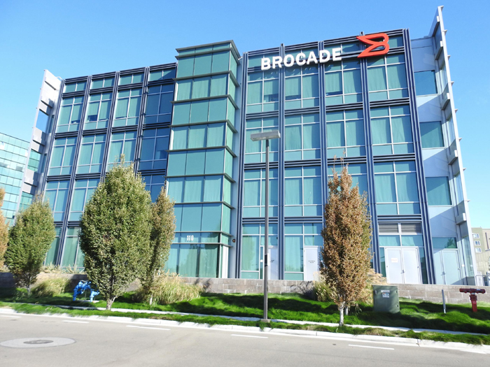 brocade corporate office headquarters