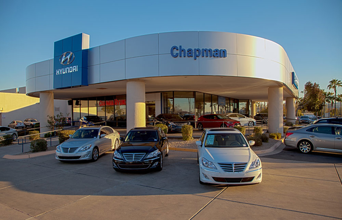 Chapman Automotive Headquarters Photo