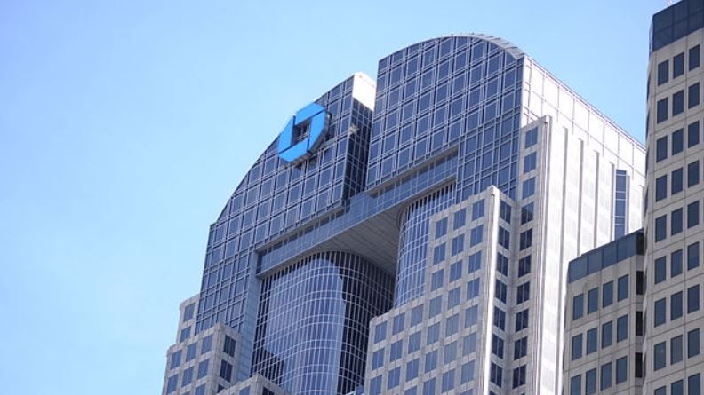 Chase Bank Headquarters Photo