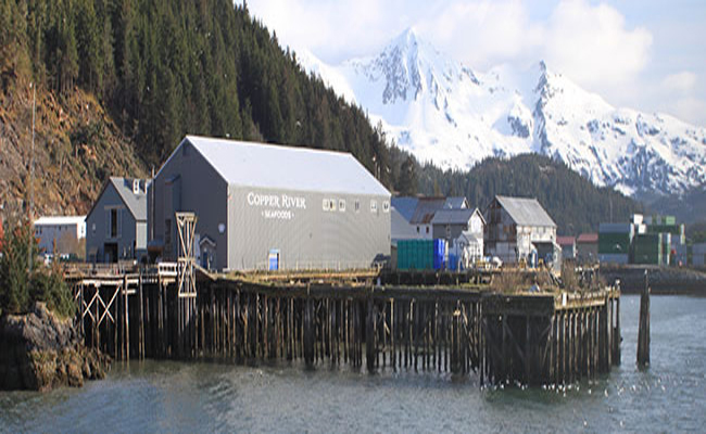 Copper River Seafoods Headquarters