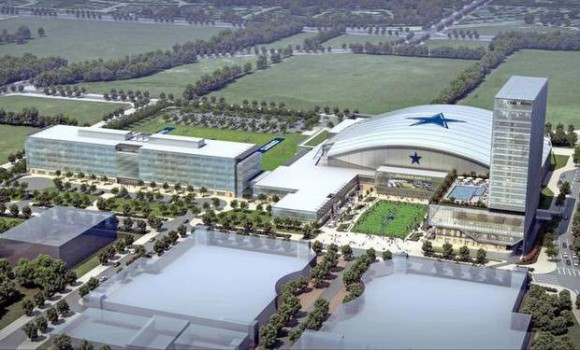 Dallas Cowboys World Headquarters Photo