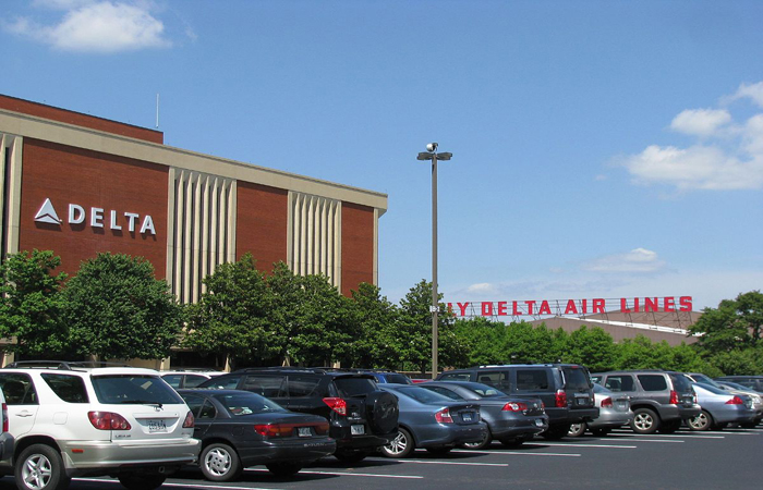 Delta Air Lines Headquarters Photo