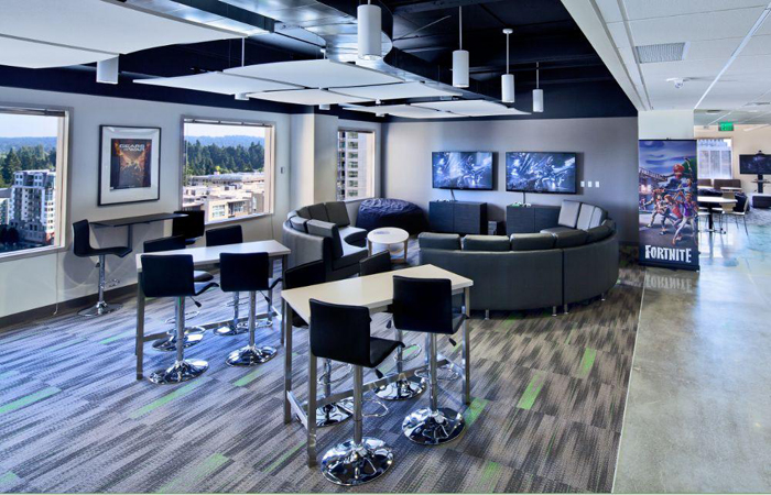 Epic Games Corporate Office Headquarters - Corporate ...
