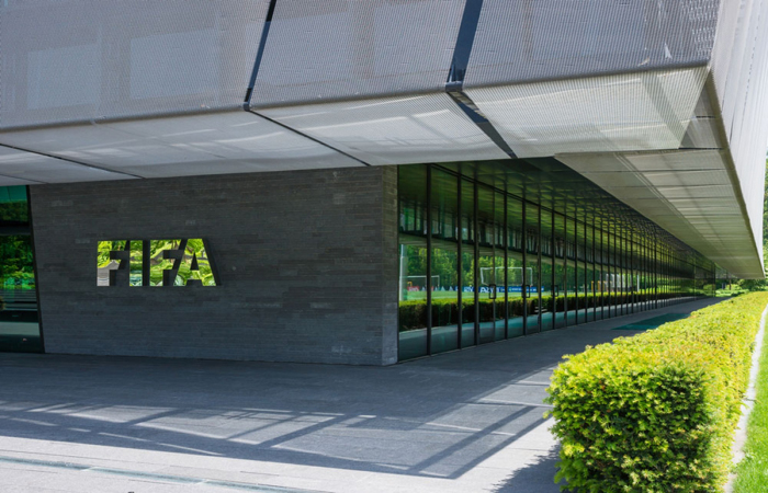 FIFA Corporate Office Photo