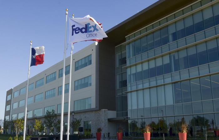 FedEx Headquarters Photo