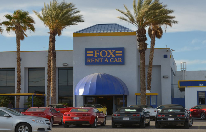 Fox Rent A Car Headquarters Photo