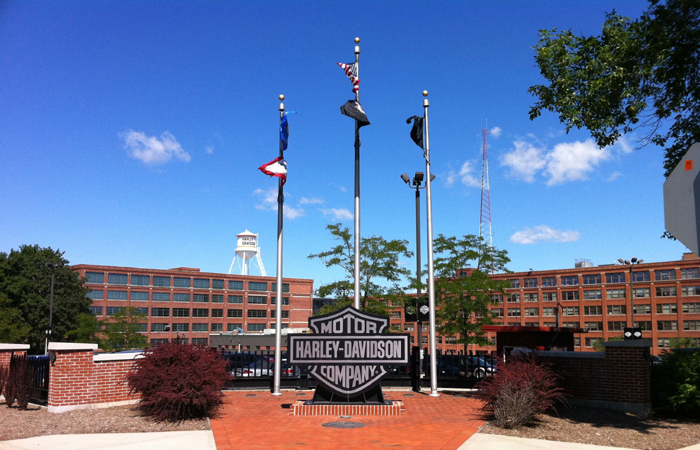 Harley Davidson Headquarters Photo