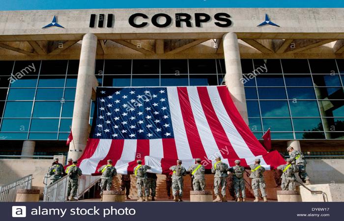 III Corps Corporate Office Photo