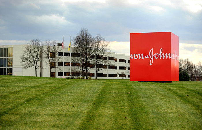 Johnson & Johnson Corporate Office Headquarters Photo