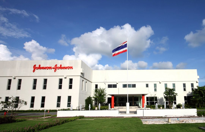 Johnson & Johnson Headquarters Photo