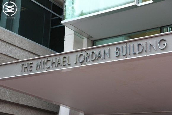 Jordan Headquarters Photo