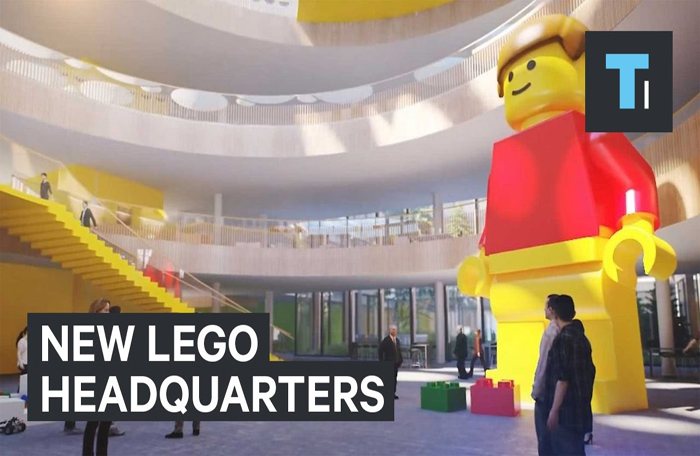 Lego Headquarters Photo