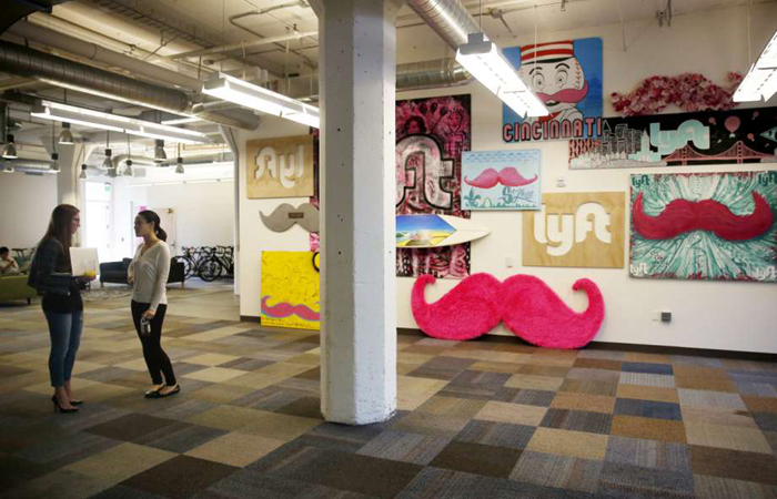 Lyft Corporate Office Photo