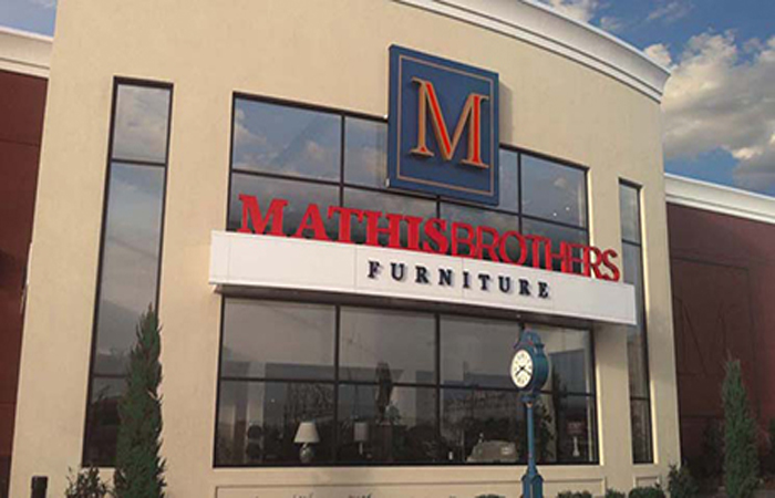 Mathis Brothers Corporate Office Photo
