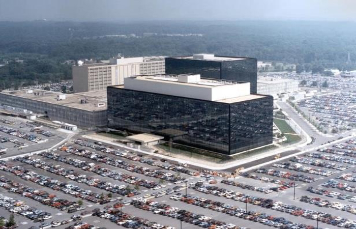 NSA Headquarters Photo