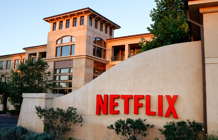 Netflix Headquarters Photo