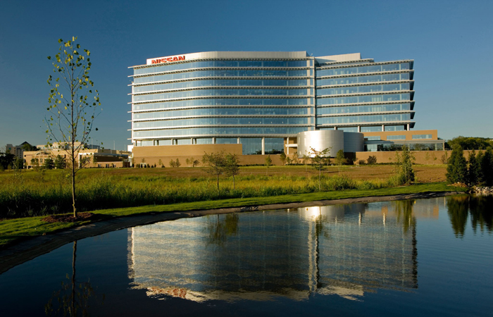Nissan Headquarters Photo