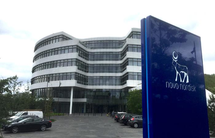 Novo Nordisk Headquarters Photo