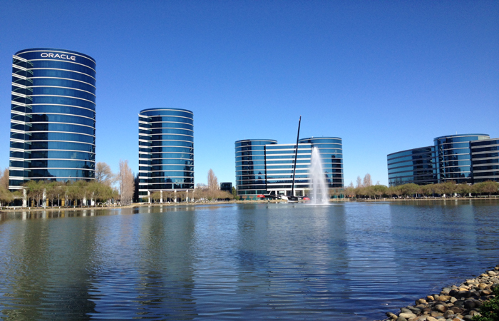 Oracle Headquarters Photo
