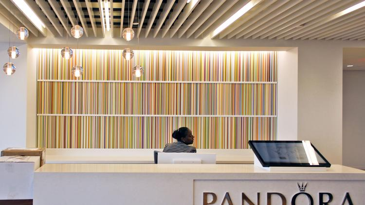 Pandora Jewellery Headquarters Photo