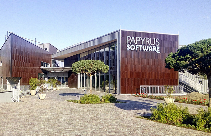 Papyrus Headquarters Photo
