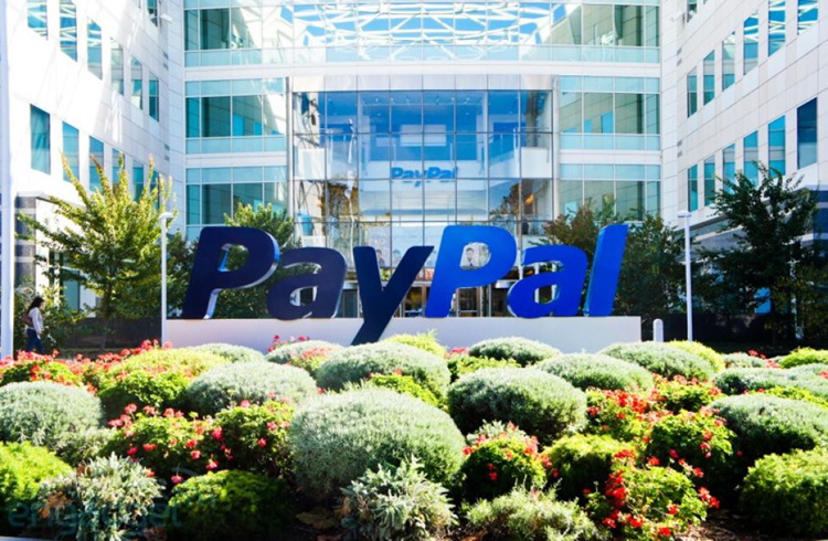 Pay Pal Headquarters