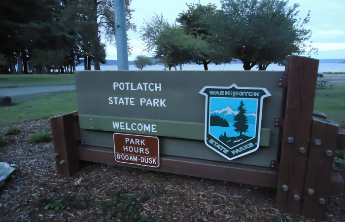 Potlatch Headquarters Photo